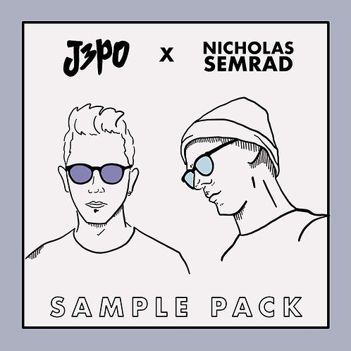 J3PO X Nicholas Semrad Sample Pack