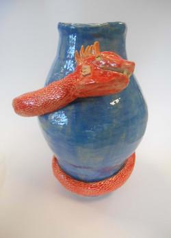 dragon pot