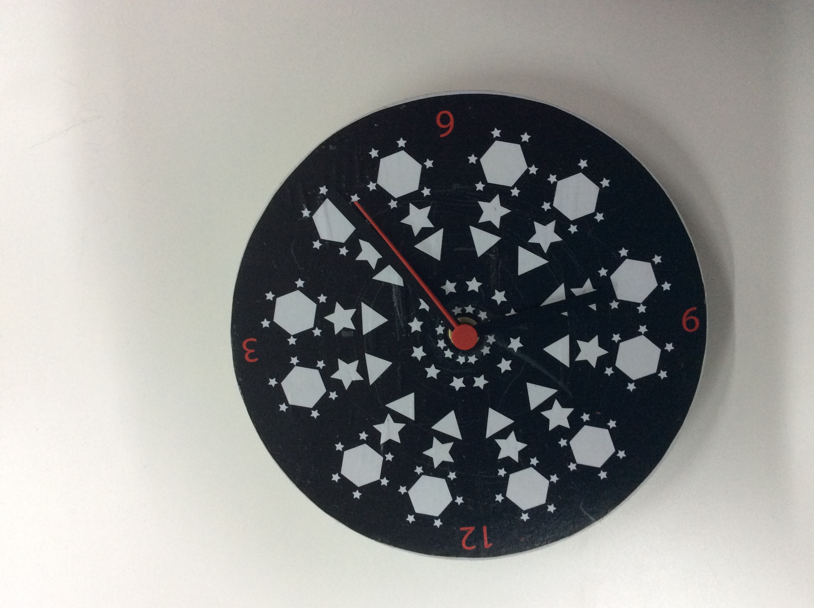 Grade 7 illustrator Clock Face