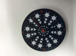 Grade 7 illustrator Clock Face