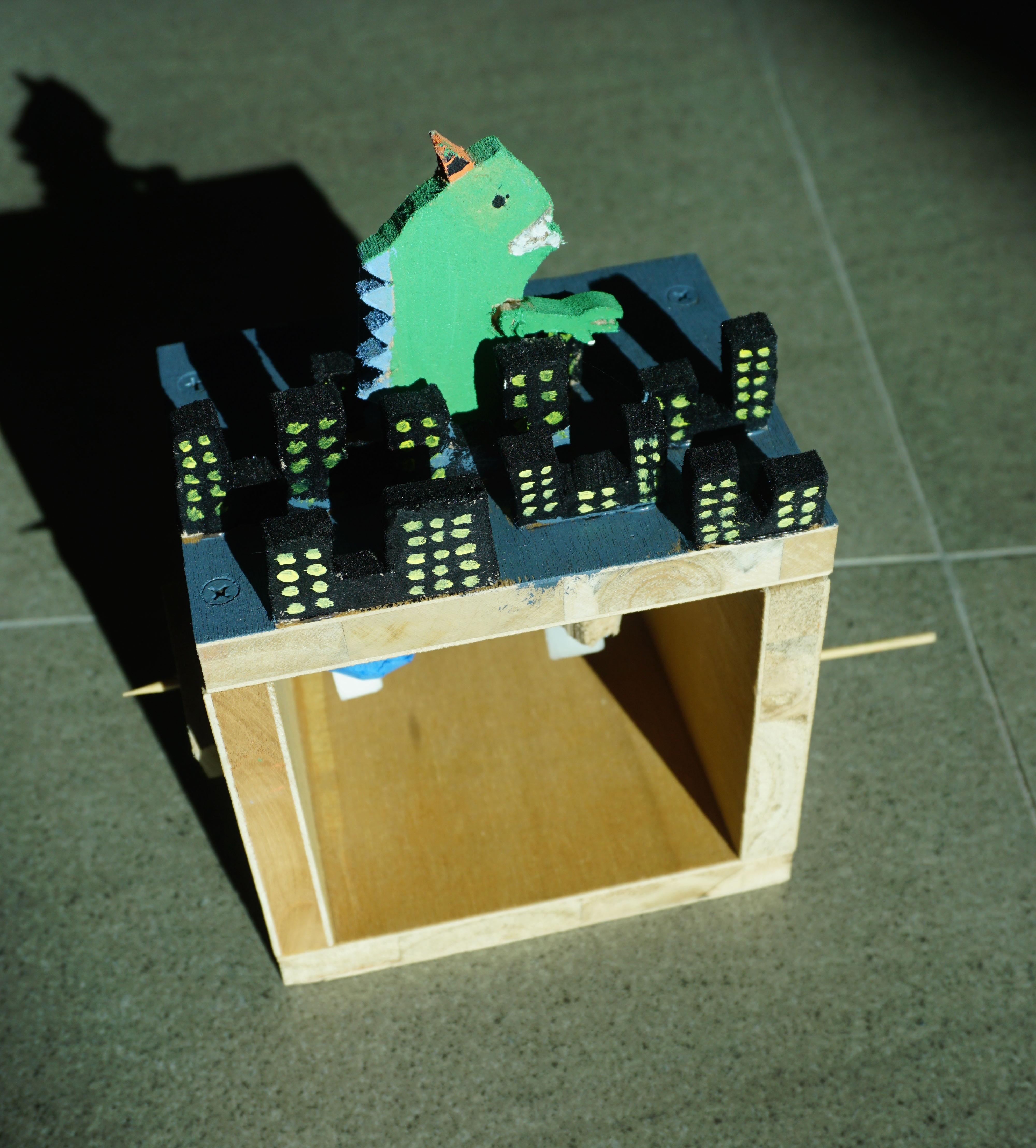 Grade 7 Crank Toy