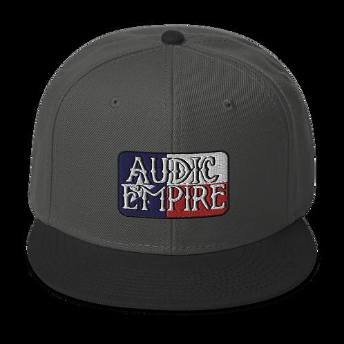 TX Flag Snapback Hat