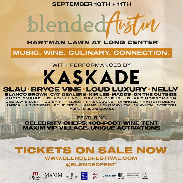 Blended Festival - Austin