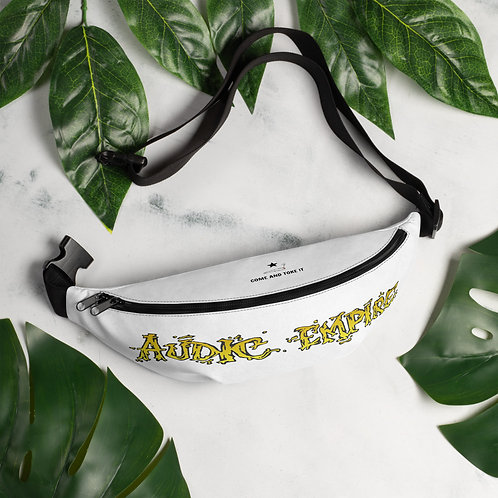 Classic Logo + Come and Toke It Fanny Pack