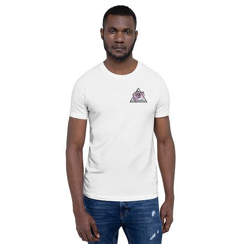 Space Child Short-Sleeve Unisex T-Shirt