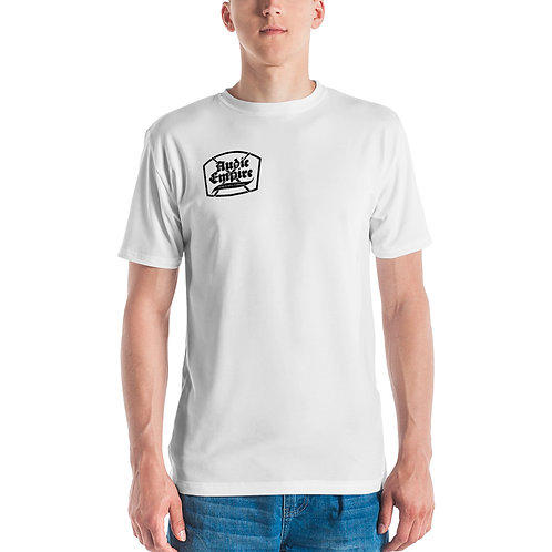 Drum Logo T-Shirt - front and back print