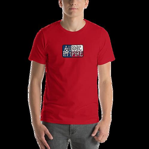 TX Flag Short-Sleeve Unisex T-Shirt