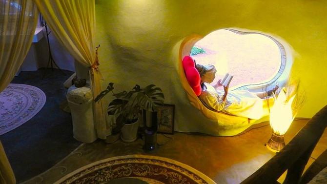 """【 """"魔女と妖精の住むおうち""""に泊まれます!!、土芸ハウスが千葉県いすみ市にてオープン! 】"""