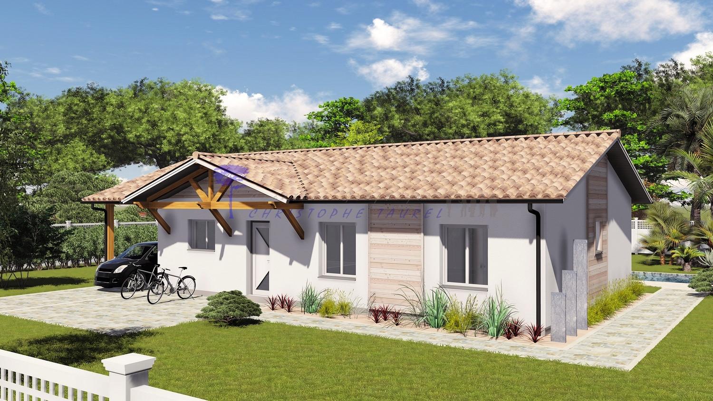 Plans De Jardins 3d France Christophe Taurel