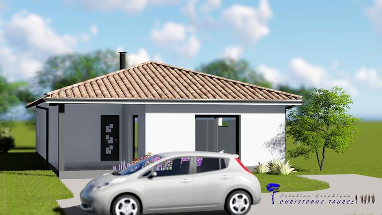 Plan maison constructeur