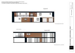 plan de maison biscarrosse
