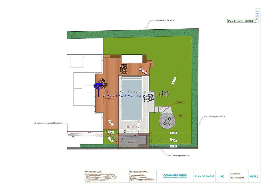 Pool house cuisine d 39 t sur mesure plan de maison 3d for Programme cuisine 3d