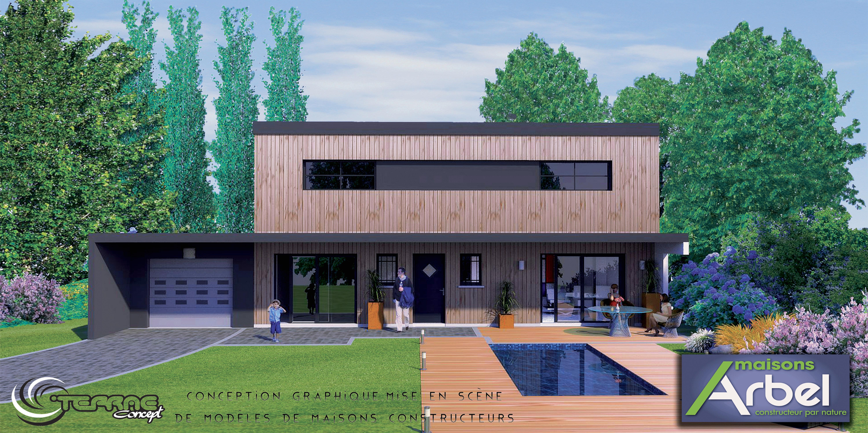 plan permis de construire france christophe taurel. Black Bedroom Furniture Sets. Home Design Ideas