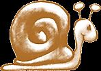 escargot d'élévage sauvage