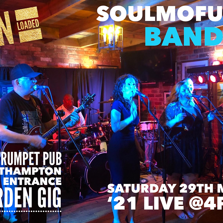 LIVE N LOADED at The Trumpet Pub