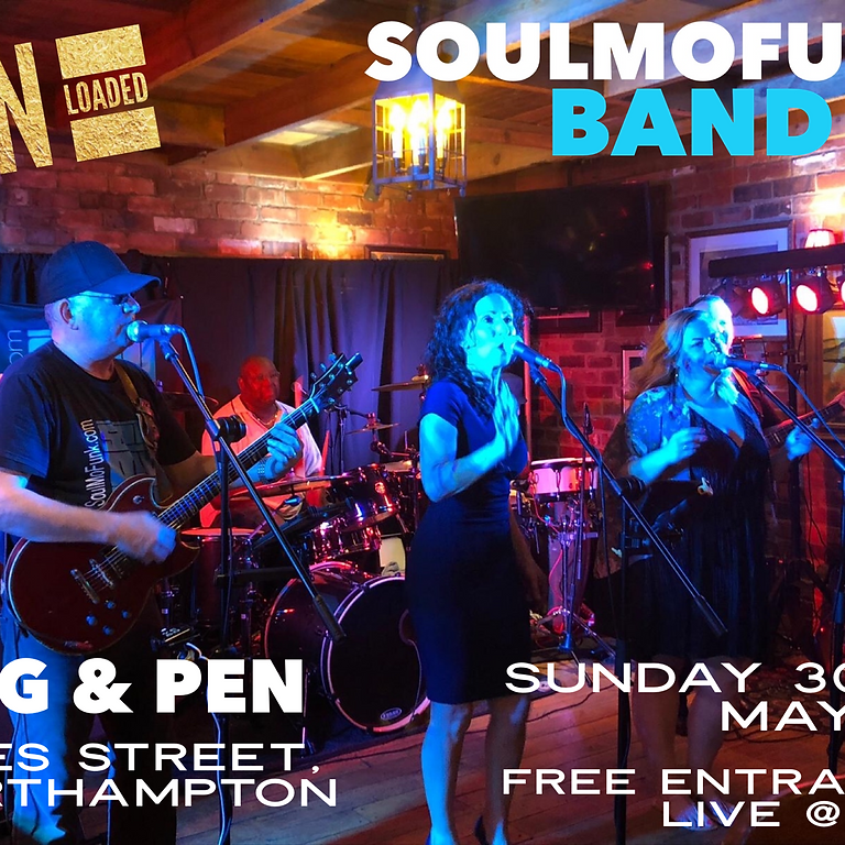 Wig & Pen - SoulMoFunk Band