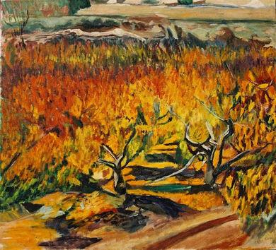 Orchards of Migdal Oz, 1998