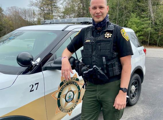 Deputy Travis Jones