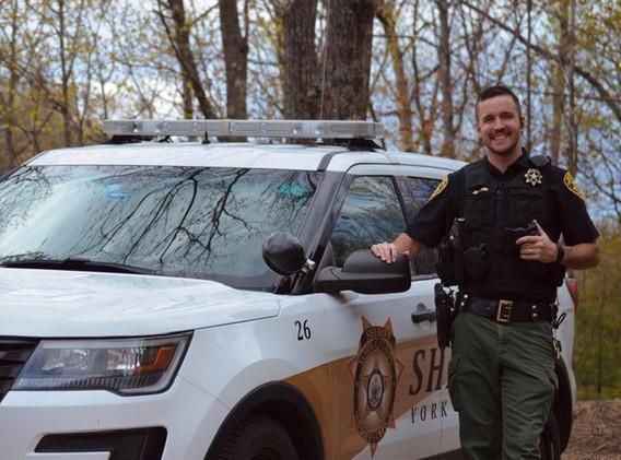 Deputy Levi Johnson