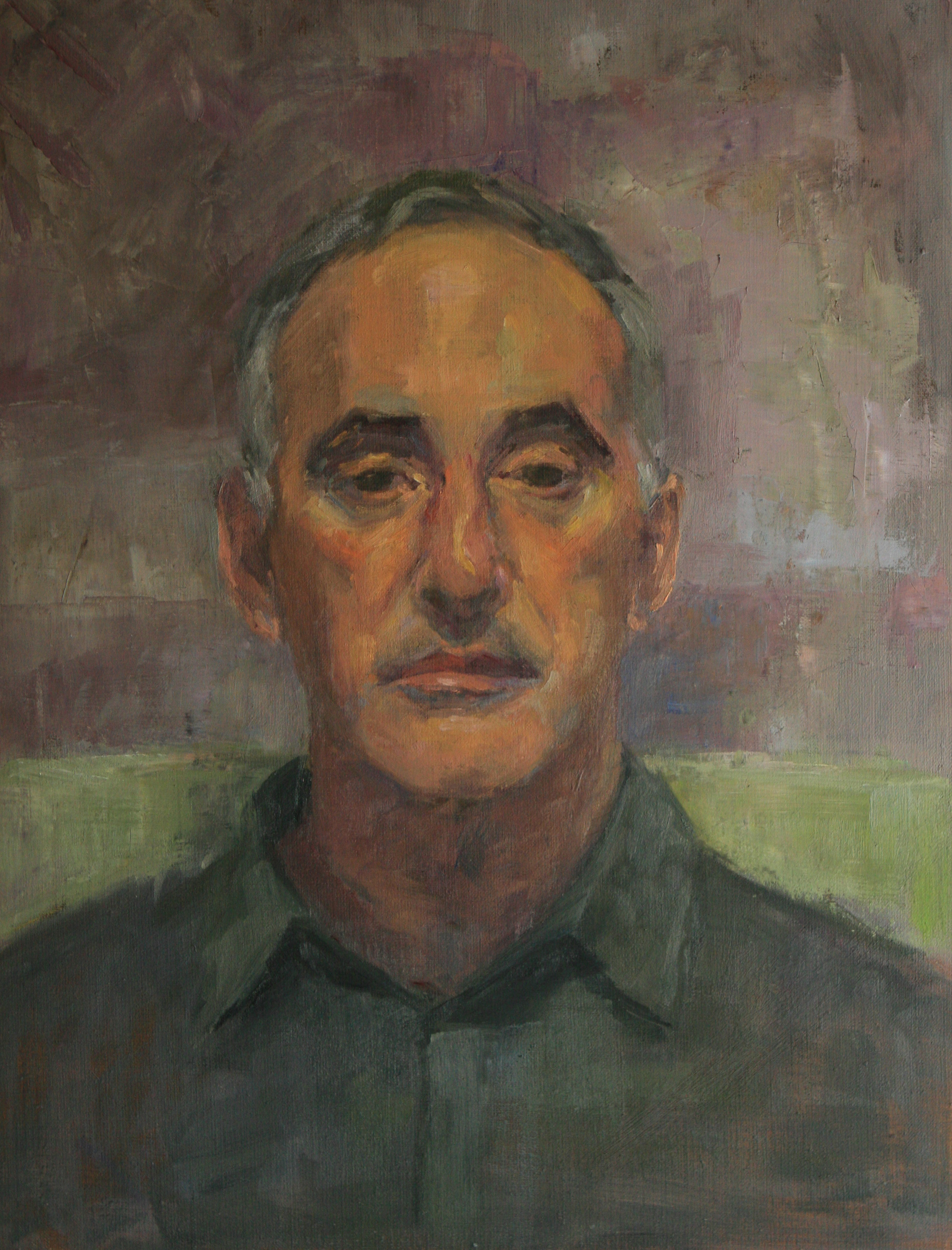 Portrait of John