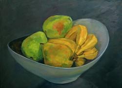 Bananas and Pears