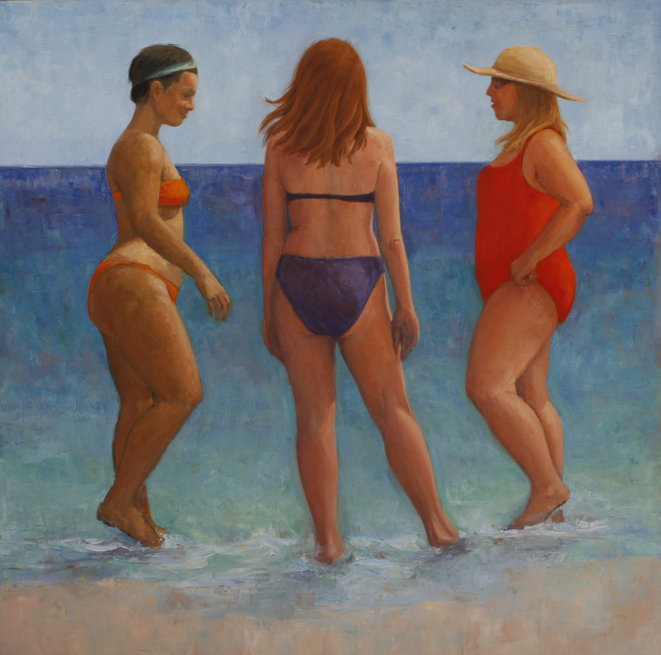 Three Graces, the Hamptons