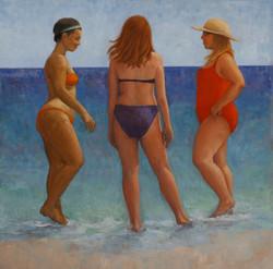 Three Graces, the Hamptons