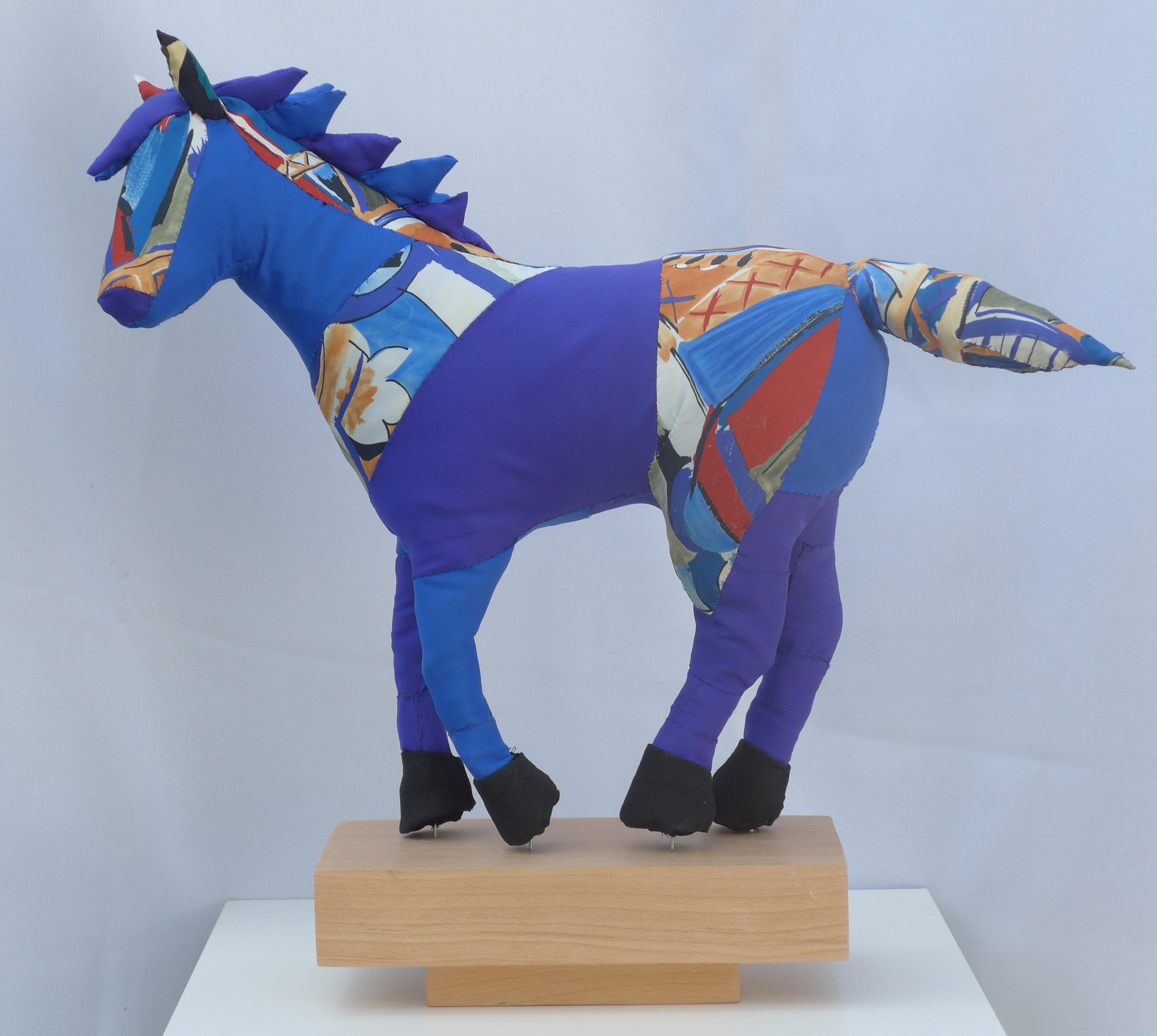 Franz Marc's Horse