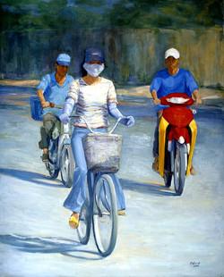 On the Go in Saigon