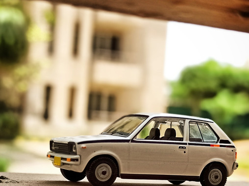 Maruti 800 - the car that put INDIA on the road