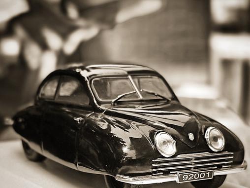 The Original URSAAB Saab