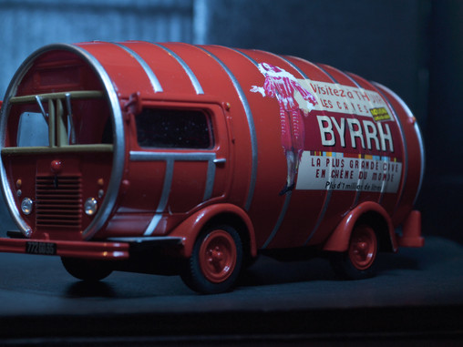 the BYRRH truck