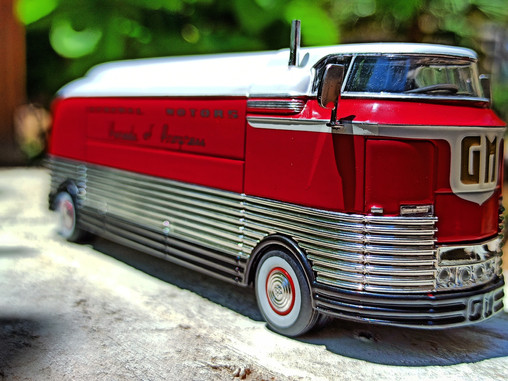 parade of progress - GM FUTURLINER