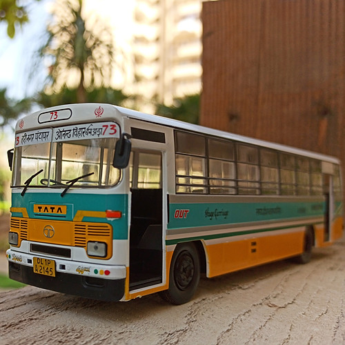 Buses from AROUND THE WORLD