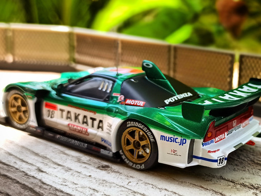 Superfast Super GT Honda NSX