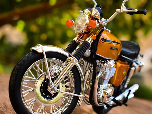 SUPERBIKE - a term coined to describe the legendary Honda CB750