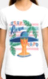 T-shirt design by Ruth Burrows