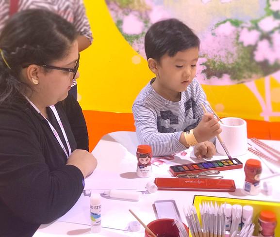 Arts & Crafts Activities