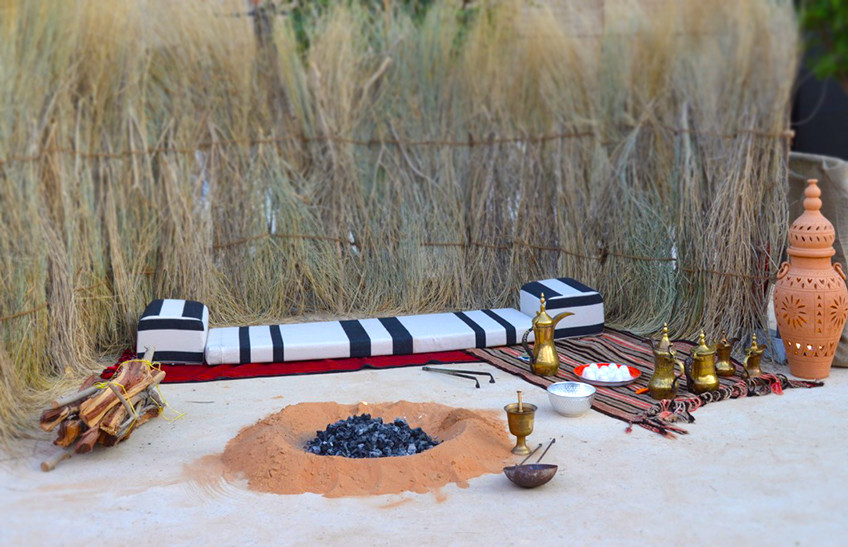 Traditional UAE Hadeera