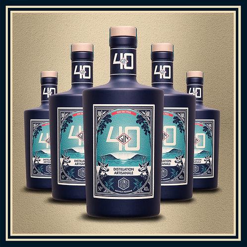 Caisse 6 bouteilles 50 cl