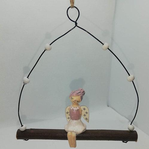Fairy On A Swing