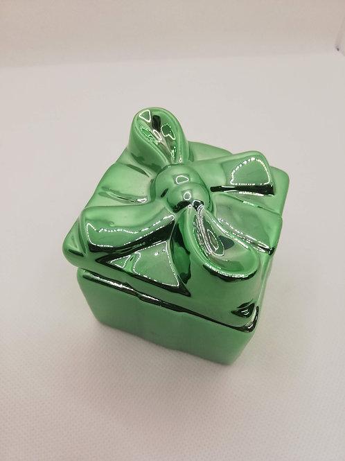 Christmas Box Trinket