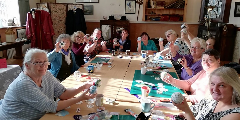 Creative Crafty Exchange At Donnison School