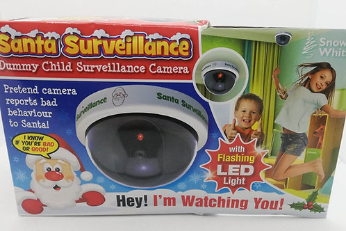 Santa Surveillance Camera