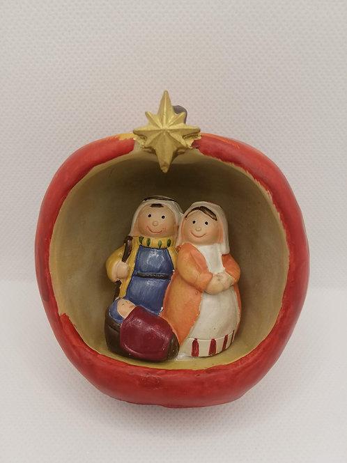 Fruit Nativity
