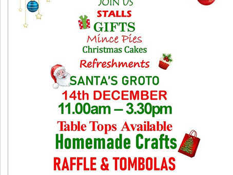 Donnison Christmas Fayre