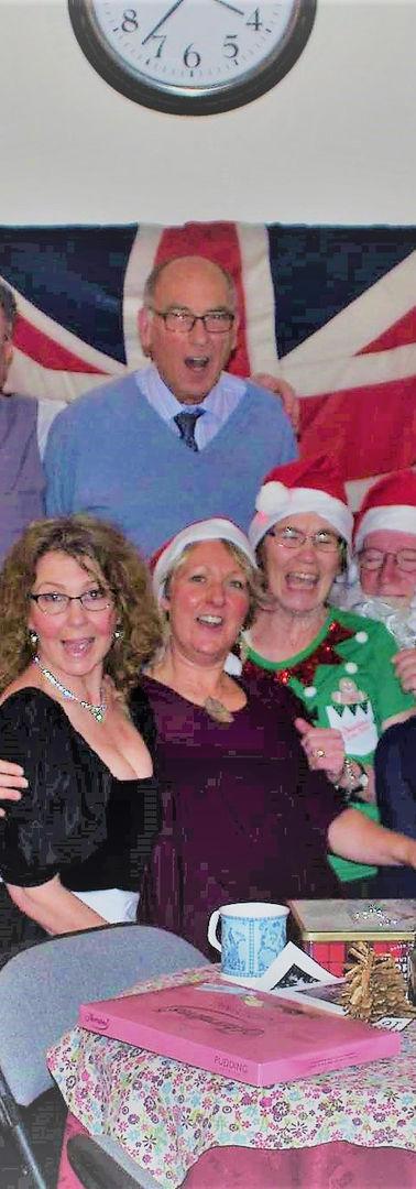 Christmas group photo 2017