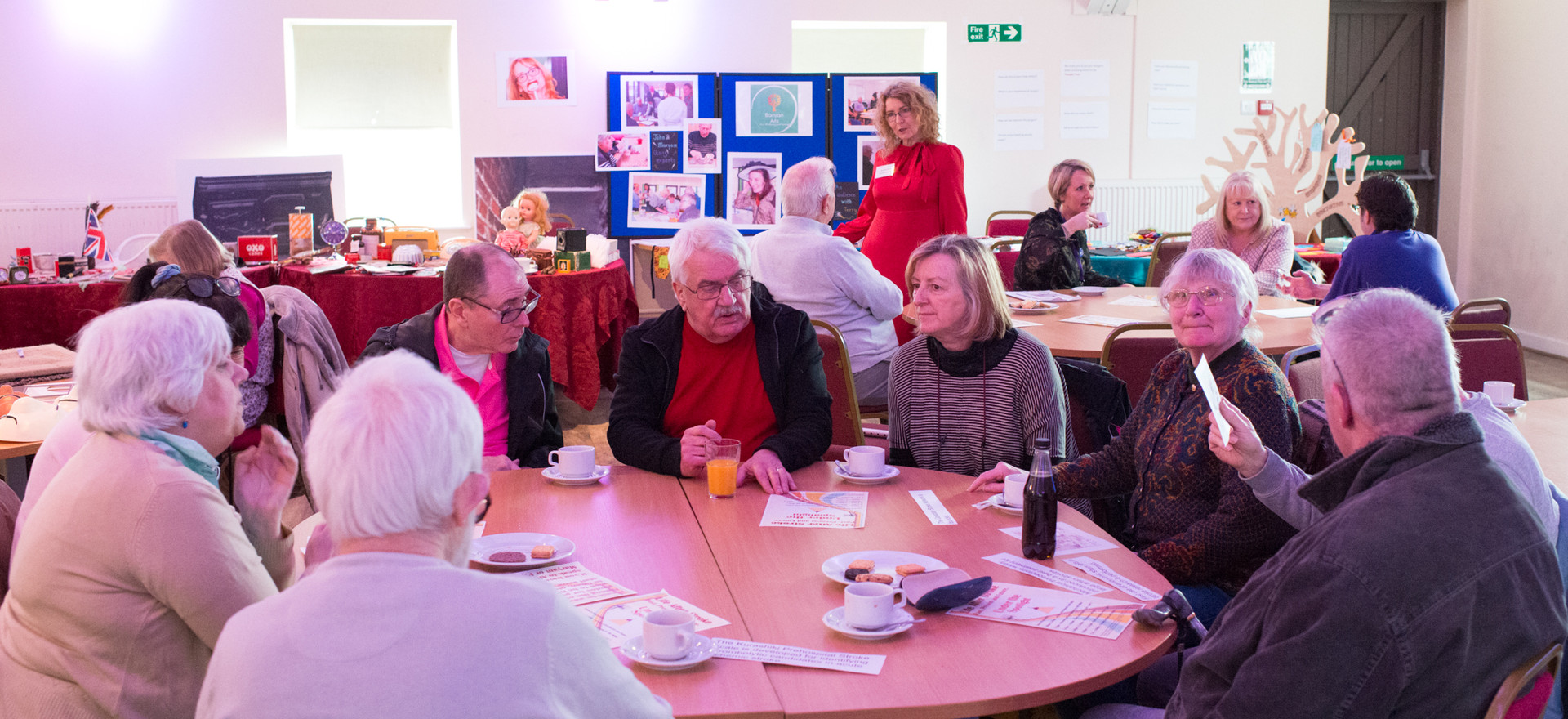 Life After Stroke: Project Launch