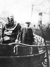 River Wear Commisioner Diver Ralph Punch