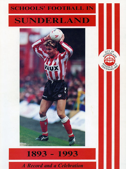 Sunderland Football in Sunderland - 1893 - 1993